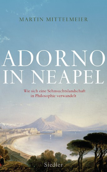 Adorno in Neapel - Blick ins Buch