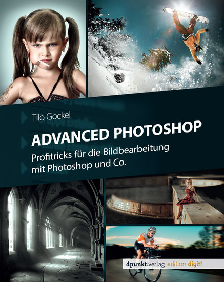 Advanced Photoshop - Blick ins Buch