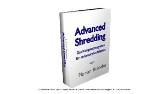 Advanced Shredding - Blick ins Buch