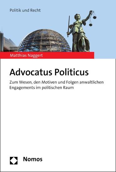 Advocatus Politicus - Blick ins Buch