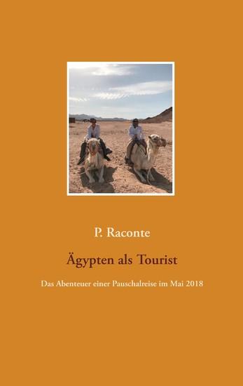 Ägypten als Tourist - Blick ins Buch