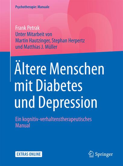 Ältere Menschen mit Diabetes und Depression - Blick ins Buch