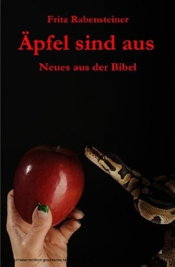 Äpfel sind aus - Blick ins Buch