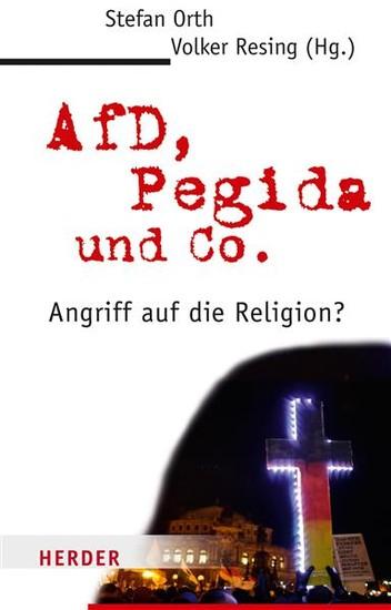 AfD, Pegida und Co. - Blick ins Buch
