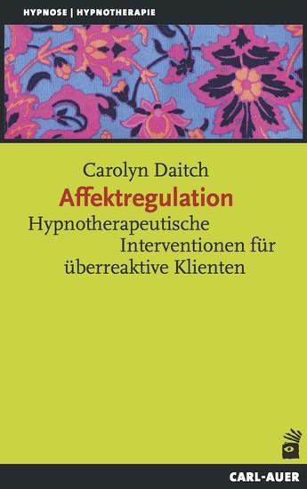 Affektregulation - Blick ins Buch