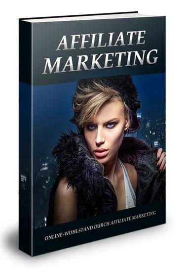Affiliate Marketing - Blick ins Buch