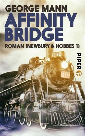Affinity Bridge - Blick ins Buch