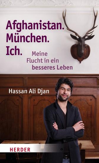 Afghanistan. München. Ich - Blick ins Buch