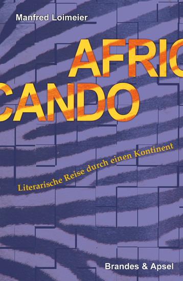 Africando - Blick ins Buch
