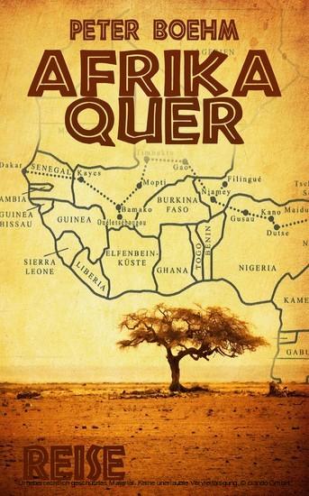 Afrika Quer - Blick ins Buch