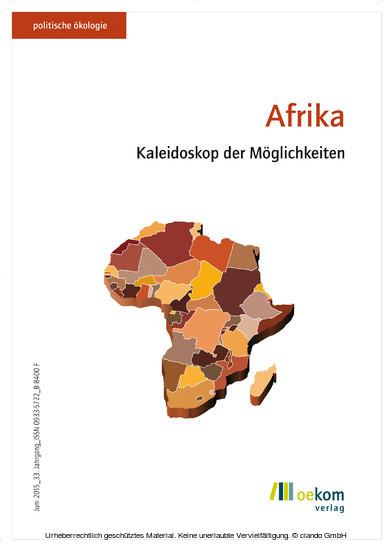 Afrika - Blick ins Buch