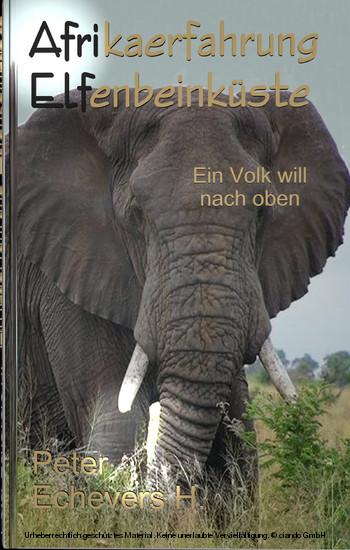 Afrikaerfahrung Elfenbeinküste - Blick ins Buch