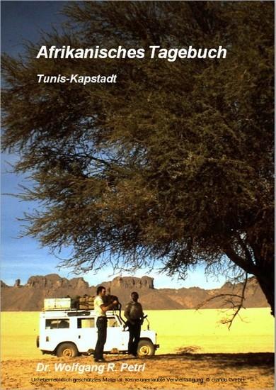 Afrikanisches Tagebuch Tunis - Kapstadt - Blick ins Buch