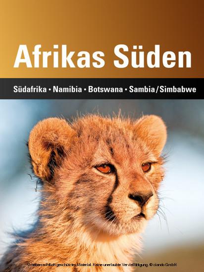 Afrikas Süden - Blick ins Buch