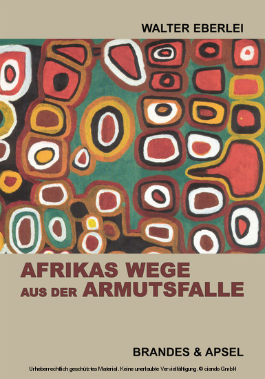 Afrikas Wege aus der Armutsfalle - Blick ins Buch