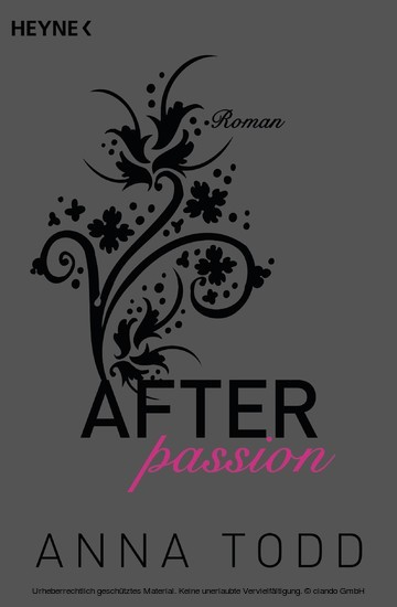 After passion - Blick ins Buch