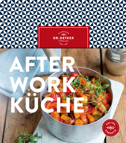 After-Work-Küche - Blick ins Buch