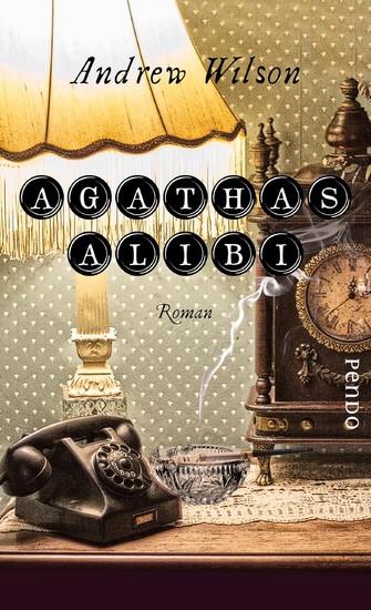 Agathas Alibi - Blick ins Buch