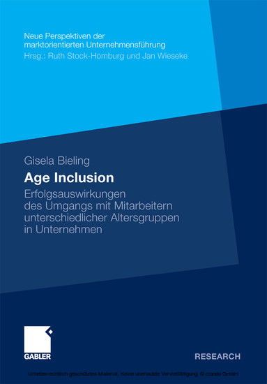 Age Inclusion - Blick ins Buch