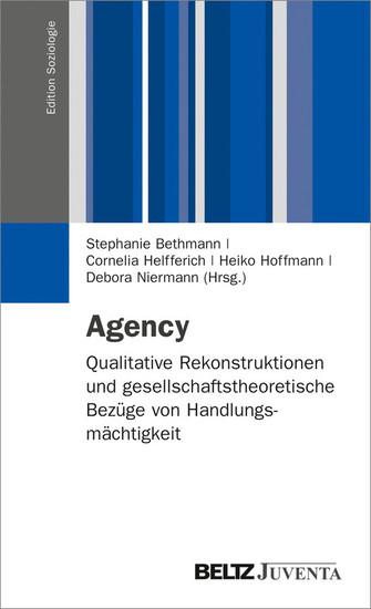 Agency - Blick ins Buch