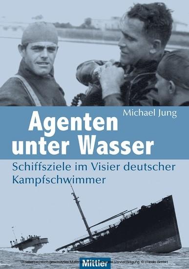 Agenten unter Wasser - Blick ins Buch