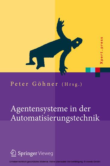 Agentensysteme in der Automatisierungstechnik - Blick ins Buch