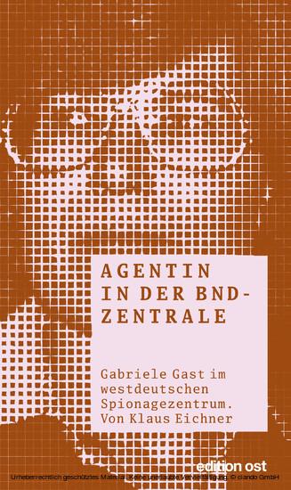 Agentin in der BND-Zentrale - Blick ins Buch