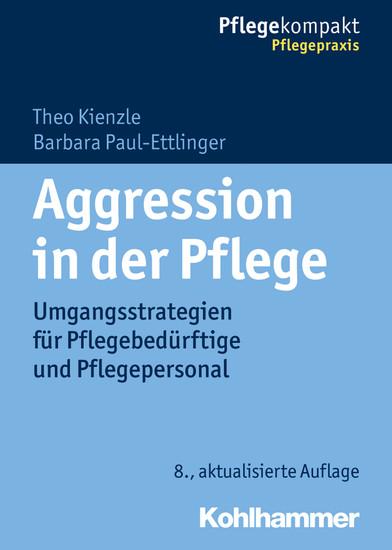 Aggression in der Pflege - Blick ins Buch