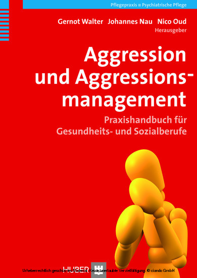 Aggression und Aggressionsmanagement - Blick ins Buch