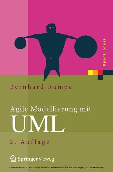 Agile Modellierung mit UML - Blick ins Buch