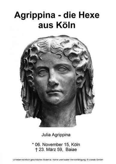 Agrippina - die Hexe aus Köln - Blick ins Buch