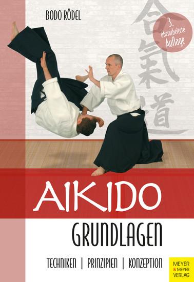 Aikido Grundlagen - Blick ins Buch