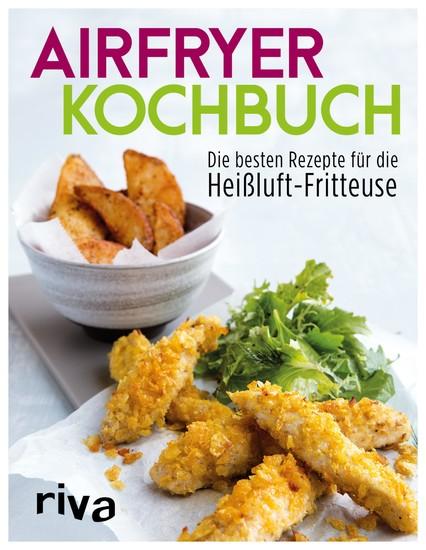 Airfryer-Kochbuch - Blick ins Buch