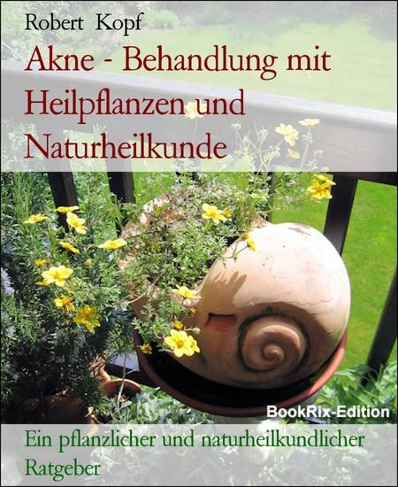 Akne - Behandlung mit Heilpflanzen und Naturheilkunde - Blick ins Buch