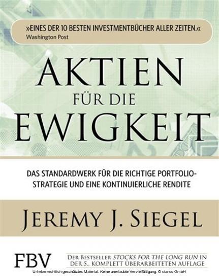 Aktien für die Ewigkeit - Blick ins Buch