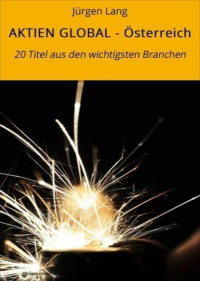 AKTIEN GLOBAL - Österreich - Blick ins Buch