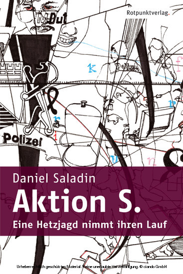 Aktion S. - Blick ins Buch