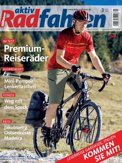 aktiv Radfahren 03/2017 - Blick ins Buch
