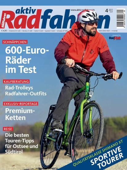 aktiv Radfahren 04/2017 - Blick ins Buch