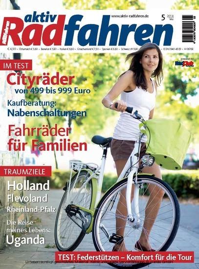 aktiv Radfahren 05/2014 - Blick ins Buch
