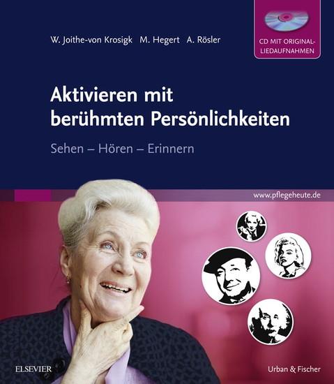 Aktivieren mit berühmten Persönlichkeiten - Blick ins Buch