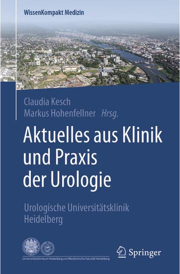 Aktuelles aus Klinik und Praxis der Urologie - Blick ins Buch
