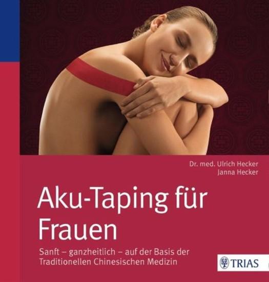 Aku-Taping für Frauen - Blick ins Buch