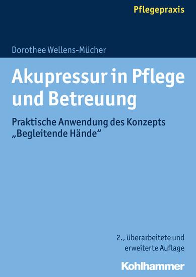 Akupressur in Pflege und Betreuung - Blick ins Buch