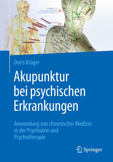 Akupunktur bei psychischen Erkrankungen - Blick ins Buch