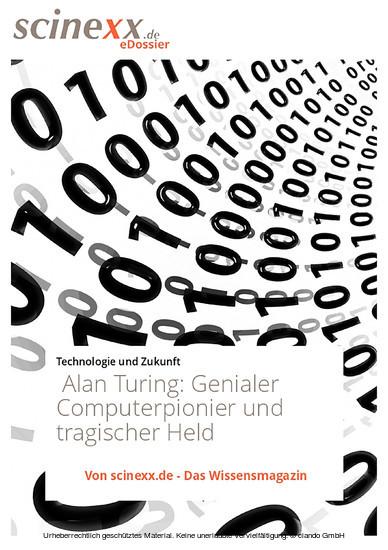Alan Turing - Blick ins Buch