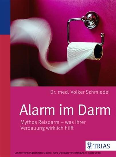 Alarm im Darm - Blick ins Buch