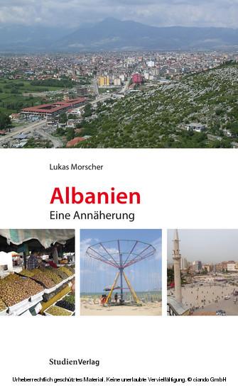 Albanien. Eine Annäherung - Blick ins Buch
