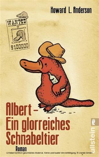 Albert - Ein glorreiches Schnabeltier - Blick ins Buch