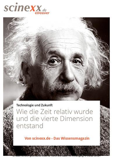 Albert Einstein - Blick ins Buch